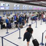 check in no aeroporto