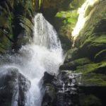 cachoeira do buraco do padre