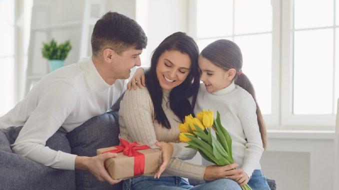 celebrando o dia das mães